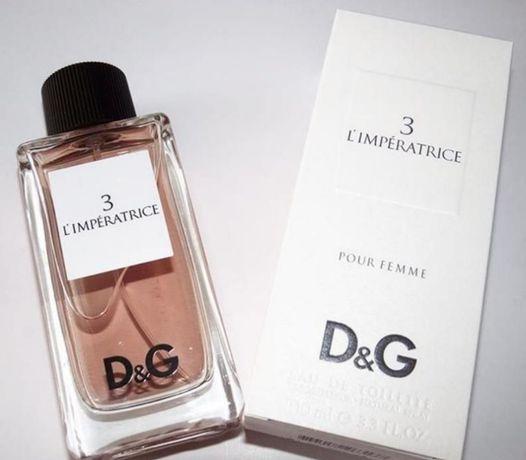 D&G Anthology L`Imperatrice 3 дольче габана императрица