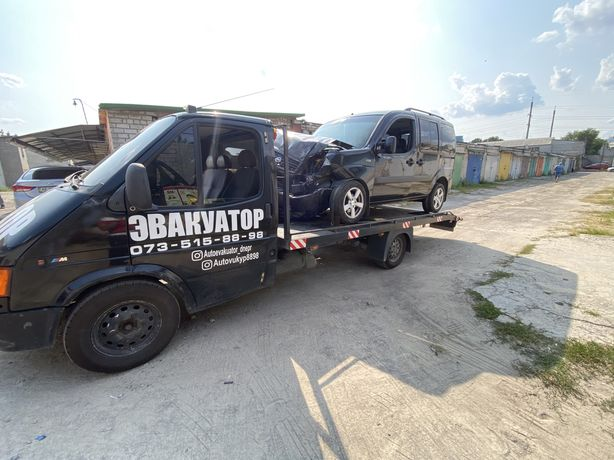 Ford tranzit Эвакуатор