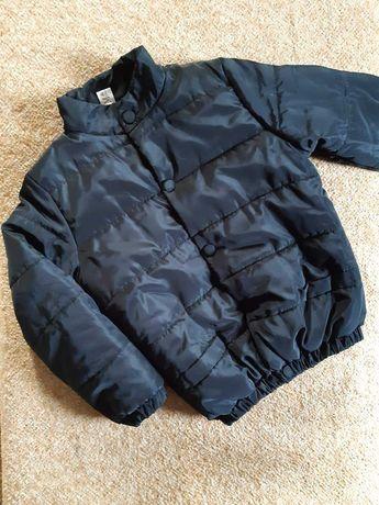 Стильная демисезонная курточка, рост 110-116