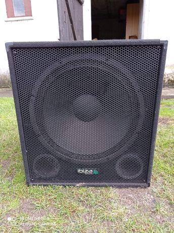 Subwoofer aktywny Ibiza sound 1200w