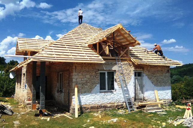 Металочерепиця Монтаж даху від 100 грн