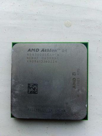 процессор  AMD Athlon 64 3000+ ADA3000IAA4CN