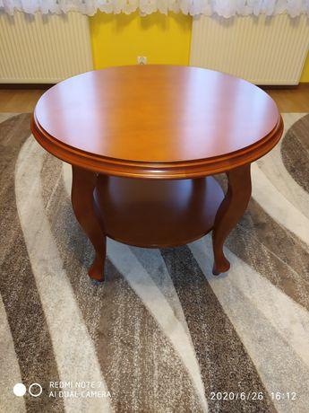 Stolik kawowy sred . 80 cm wys. 63