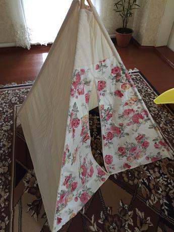 Домик -палатка