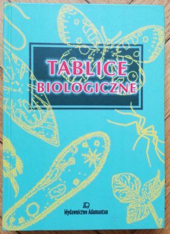 Tablice Biologiczne. Witold Mizerski