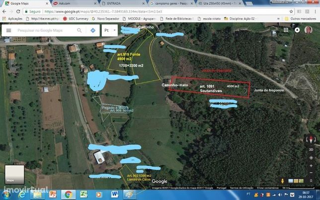Terreno para venda ou arrendamento/ LER DESCRIÇÃO