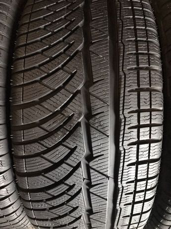 255/45/18+235/50/18 R18 Michelin Pilot Alpin PA4 4шт зима
