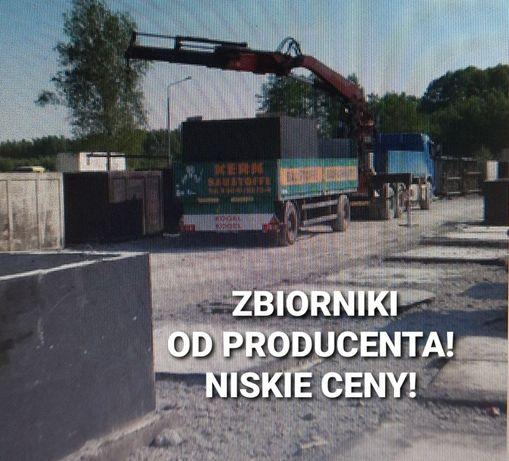 Zbiornik Betonowy Szambo Gnojowica Gnojówka Deszczówka Piwniczka