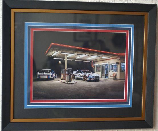 Фото BMW 3.0 CSL Hommage R