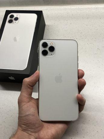 iPhone 11 Pro Max 256GB Dual Sim Silver (MWF22)