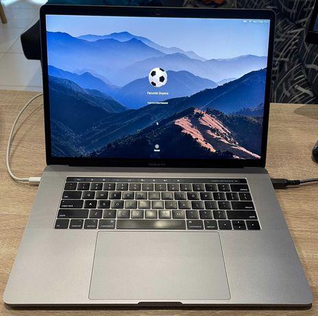 """Macbook Pro 15"""" (2018, i7/16GB/500GB SSD)"""