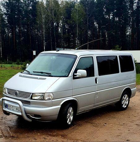 Volkswagen Multivan 2000 r,.2,5 t.d.i-102, 520,000 -stan licznika.