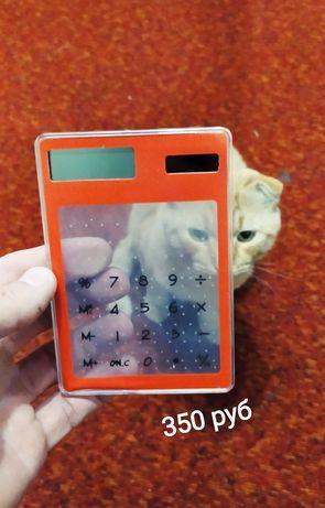 Калькулятор на солнечной батареи