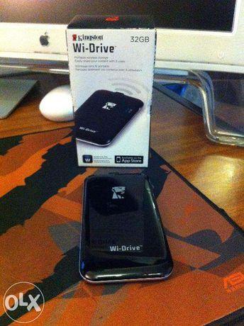 Kingston Wi-Drive 32GB (iPhone iPad Android Ipod)