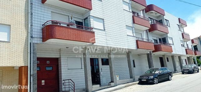 Apartamento T-3 Remodelado em Sanguedo - Santa Maria da Feira