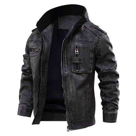 Мотоциклетна куртка Vintage Stylists Rodeo Leather Jacket