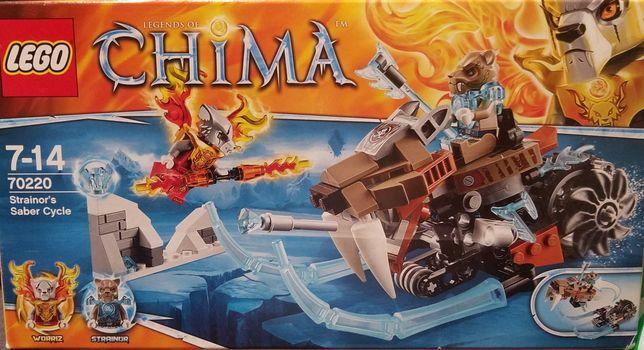 Klocki Lego Chima zestaw