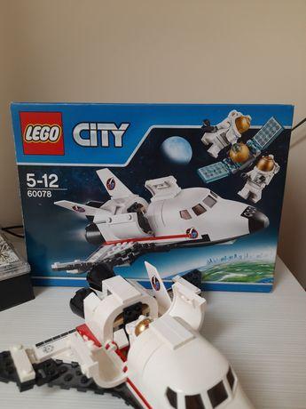 Klocki LEGO prom kosmiczny