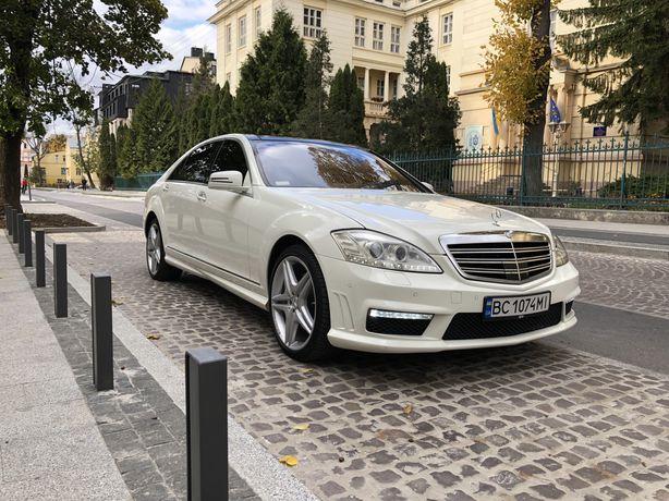 Mercedes-Benz S550 Designo Рестайл від s65 AMG