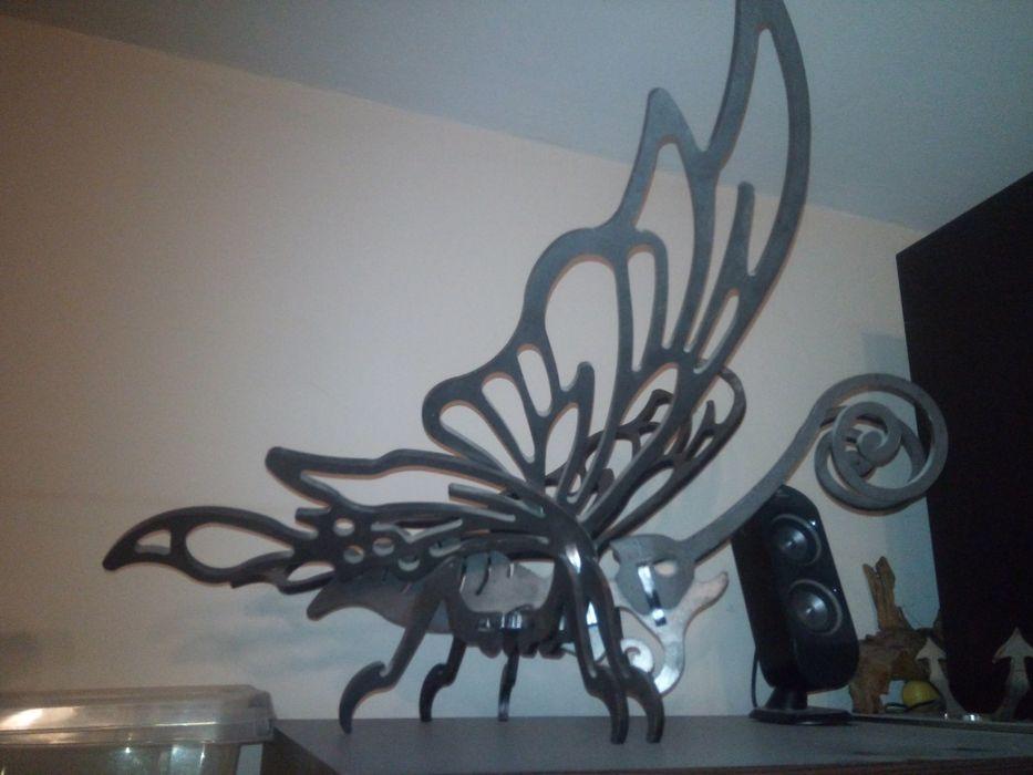 Ozdoba motyl Nowa Dęba - image 1