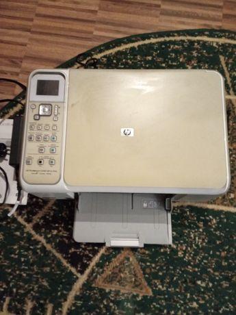 МФУ  HP Photosmart C4183 принтер сканер ксерокс