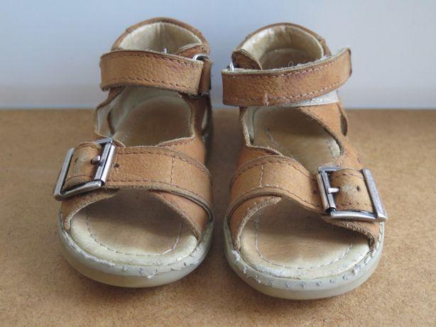 Sandały chłopięce 22 - Mrugała