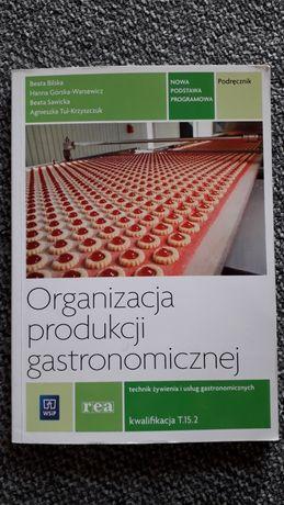 Podręcznik Organizacja produkcji gastrononicznej