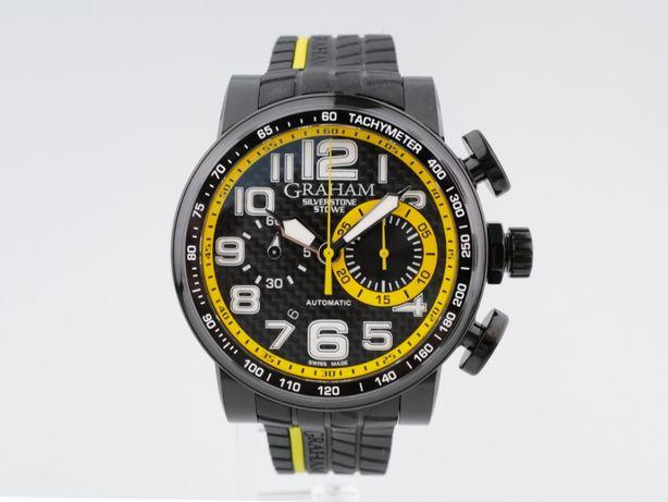 Мужские новые часы Graham Silverstone Stowe Racing Limited 48 мм