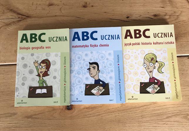 Abc ucznia- 3 sztuki