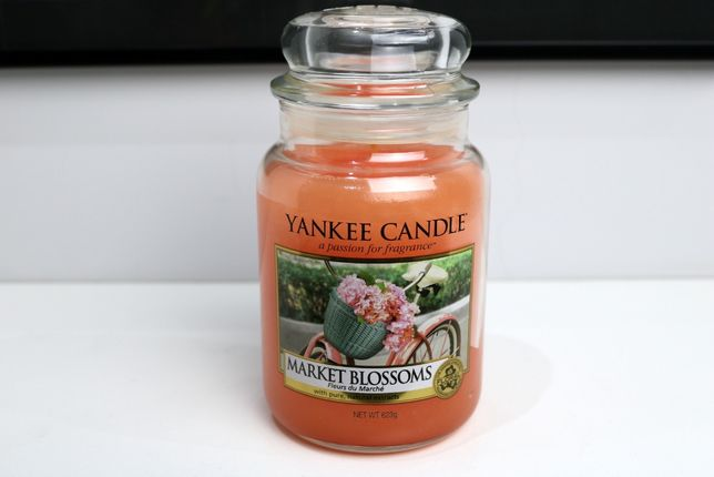 Market Blossoms Yankee Candle