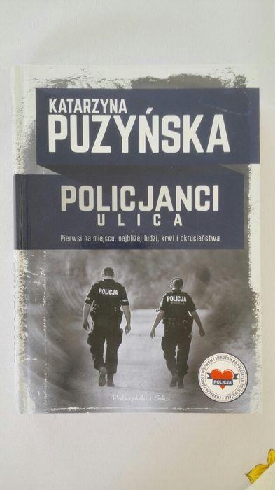 Katarzyna Puzyńska Policjanci ulica książka Lublin - image 1