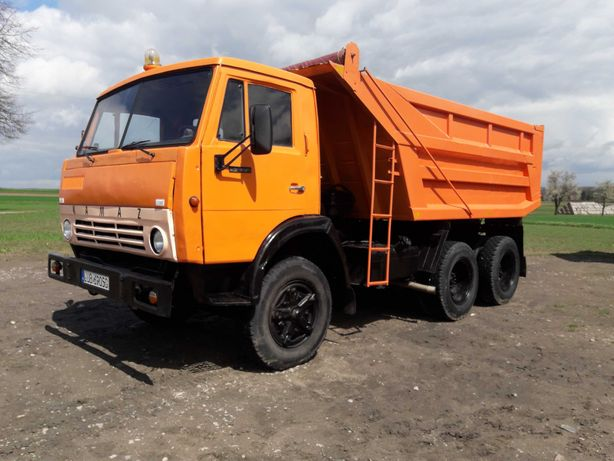 KAMAZ 5511 wywrotka