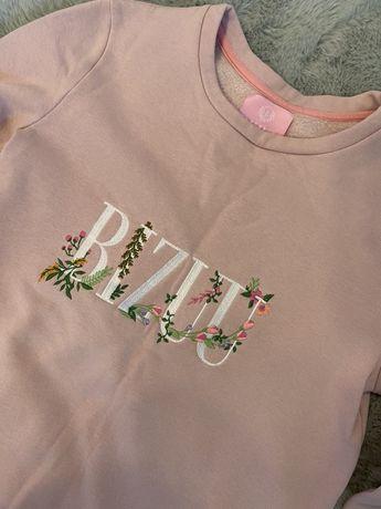 Bluza różowa bizuu apres midi S