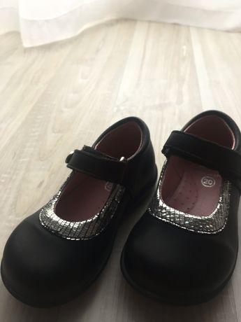 Детские туфли кожа Испания 20р