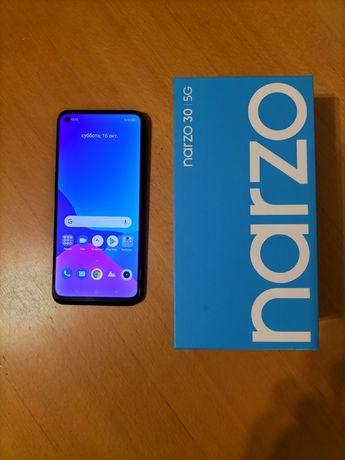Продам телефон realme narzo 30 5g. Состояние нового.