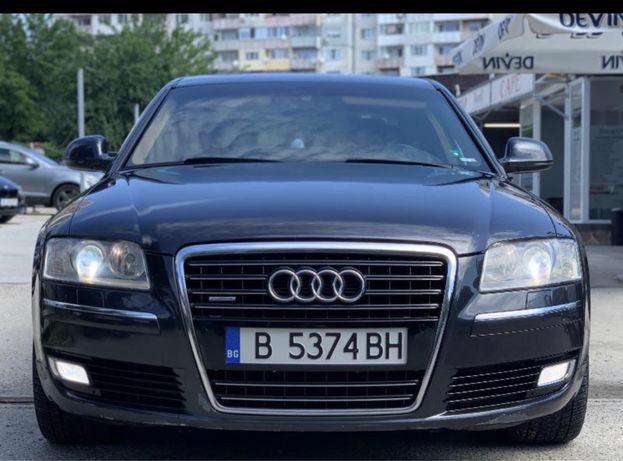 Audi A8 в короткой базе