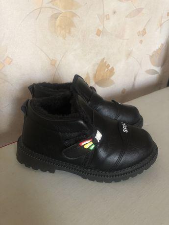 Зимние сапоги , ботинки  для мальчика