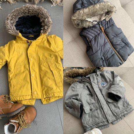 Куртка жилетка zara f&f курточка