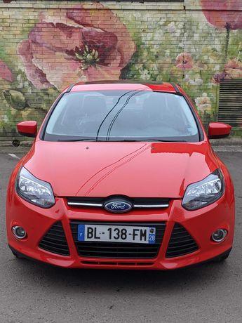 Ford Focus SFE 2012