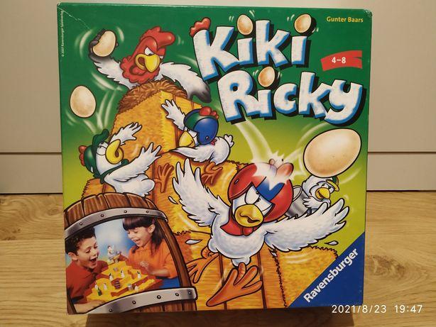 Gra Kiki Ricky. Ravensburger