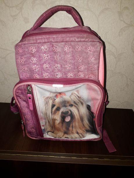 Рюкзак Bagland для девочки 1-4 класс