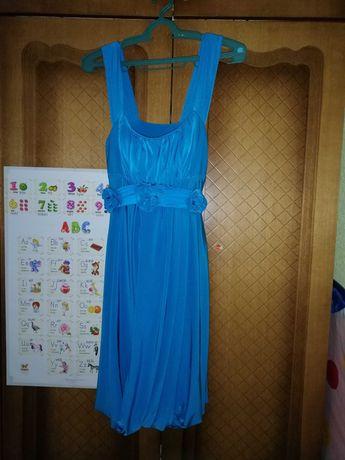 Платье - сарафан для выступлений и не только.