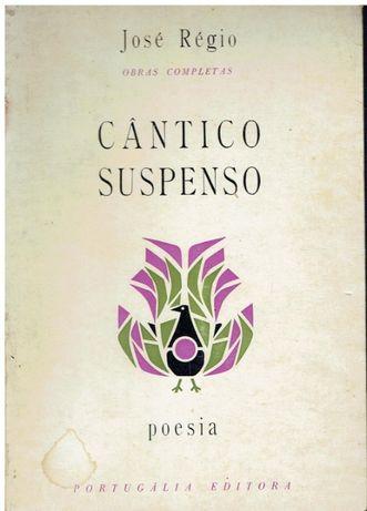 6860 Cântico Suspenso de José Régio 1ª edição -1968