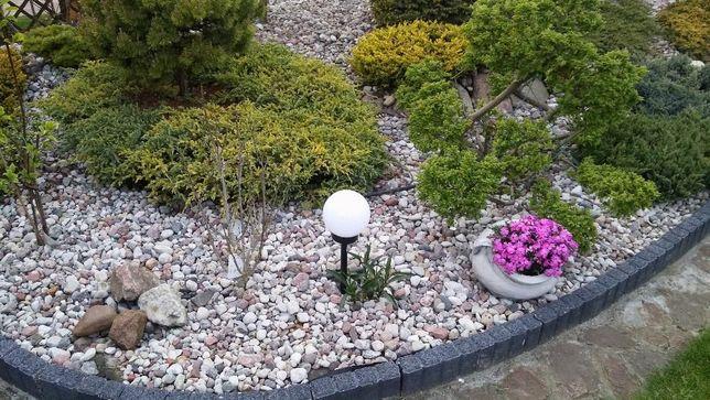 Kamień ogrodowy otoczak żwir piasek beton WYWROTKA tczew pomorskie