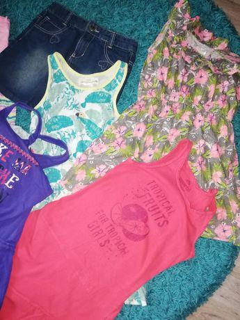 Paka sukienek dla dziewczynki