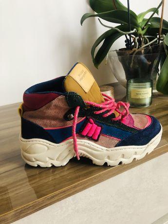 Осенние ботинки, кросовки стильные. Helen Marlen