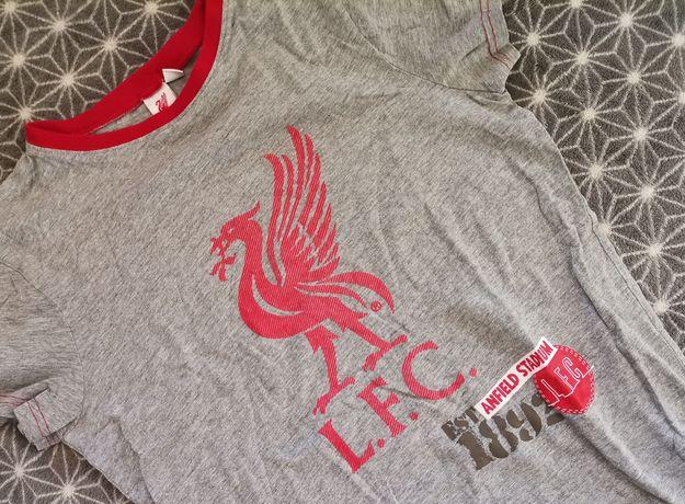 Koszulka piłkarska LFC Liverpool Primark t-shirt piżama 14-15 lat 170