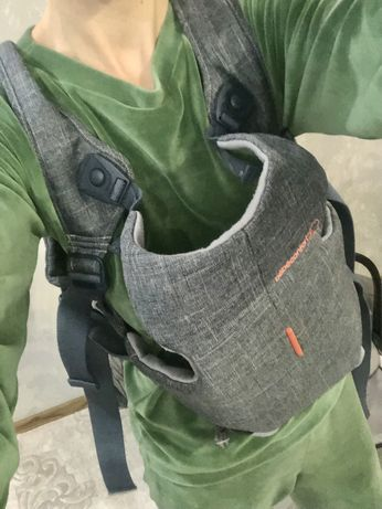 Эрго-рюкзак (до 12 кг)