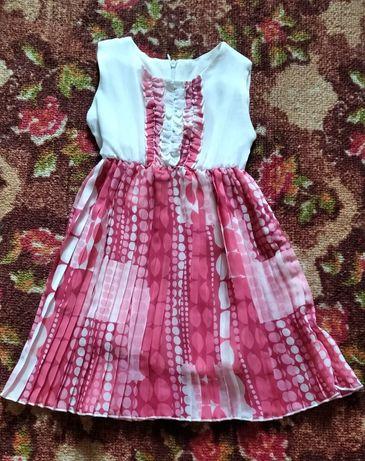 Платье на 2-4 года