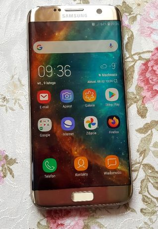 Samsung Galaxy S7 Edge 4/32GB stan IDEALNY! Okazja!